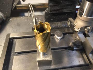 Annular cutter/Кольцевое сверло