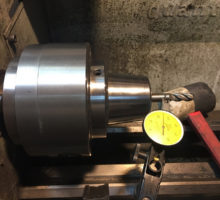 Plain Back 5C Collet Lathe Chuck