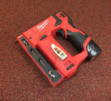Milwaukee 3/8'' Croun Stapler 2447-20